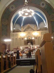 Rykestr. , Berlin, Synagoge