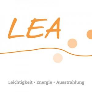 Logo LEA -  Training für Leichtigkeit, Energie und Lebensfreude