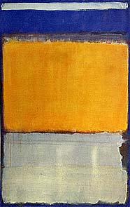 rothko-bluegold