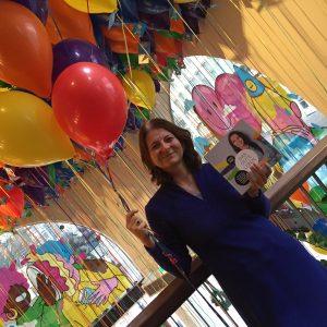 """Autorin Kerstin Hack feiert ihr neues Buch """"Das gute Leben"""""""