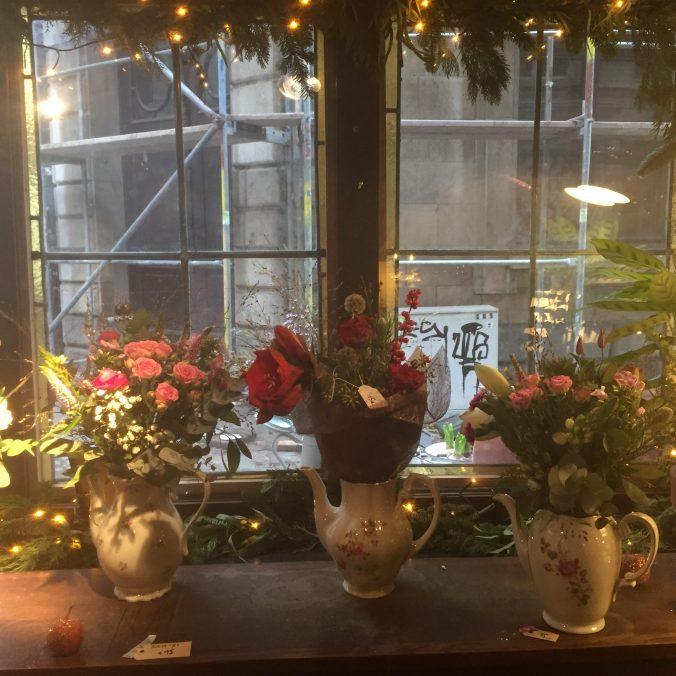 Blumen bei Poppins in Antwerpen