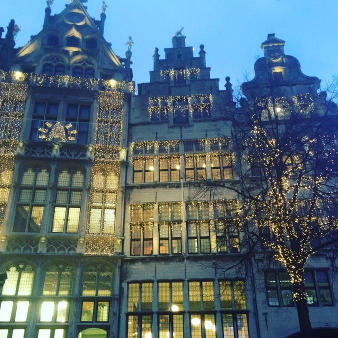 Rathausmarkt Antwerpen