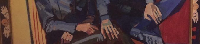 Er und sie Gemälde